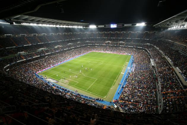 Microsoft Reportedly Pulls out of Talks to Rename Real Madrid's Bernabeu Stadium