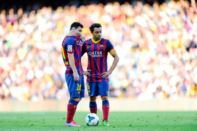 Lionel Messi Superior to Cristiano Ronaldo but May Lose Ballon d'Or, Says Xavi