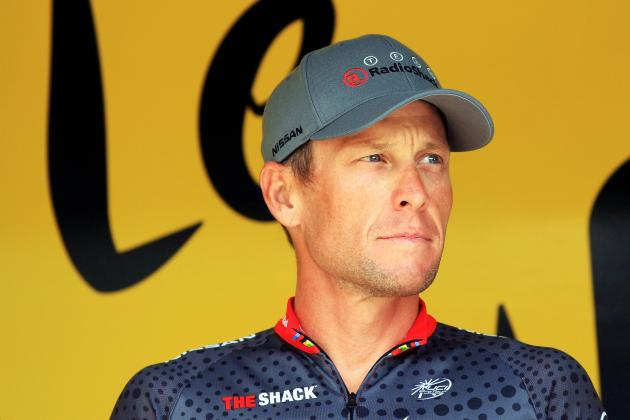 Lance Armstrong Makes a Shocking New Claim About Cycling Drug Scandal