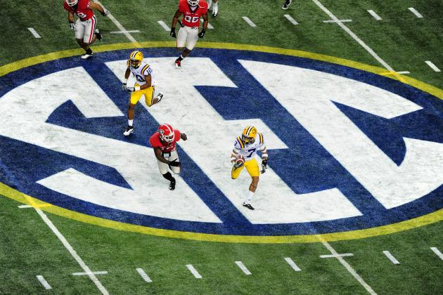 Need Proof That SEC Will Go to a 9-Game Schedule? Look at the Week 13 Slate