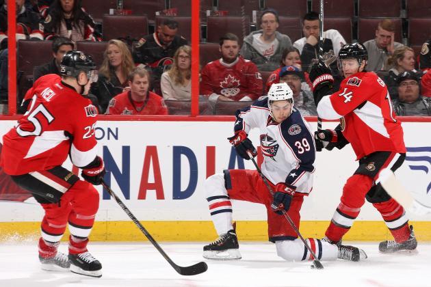 Senators to Introduce NHL Heritage Classic Jersey on Thursday, Nov. 28