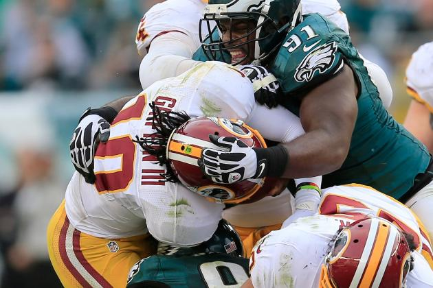 Redskins Lose to Eagles: Postgame Notes for Washington