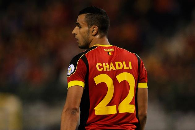 Spurs' Nacer Chadli Subject of Documentary
