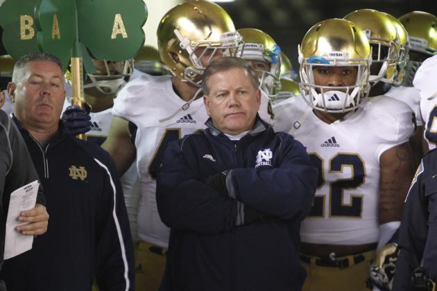 Kelly Confident in Notre Dame's Focus as Senior Week Begins