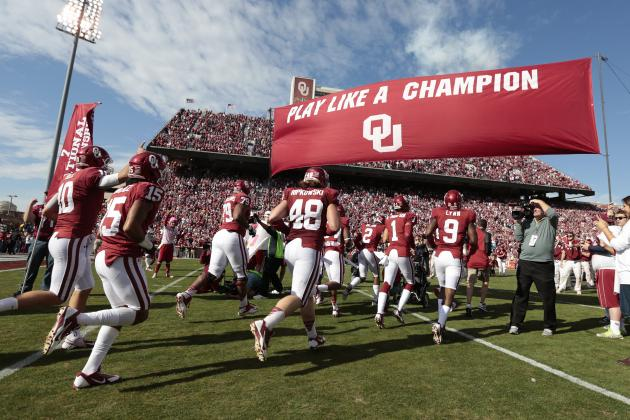 Oklahoma Football Recruiting: Sooners Land 2 Massive 6'5