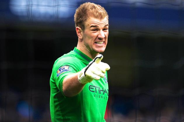 Joe Hart Needs Good England Display to Prove Worth to Manchester City