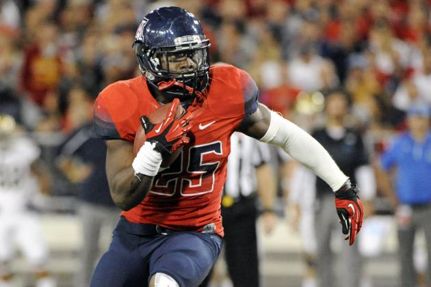 Arizona Football: Why Ka'Deem Carey Is the Wildcats' MVP for 2013