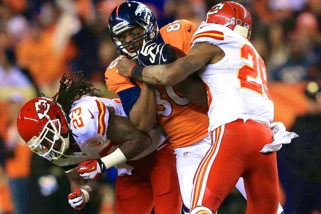 Julius Thomas Injury: Updates on Broncos TE's Knee and Return