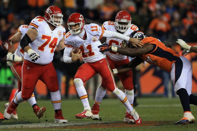 The Kansas City Chiefs' Loss to the Denver Broncos Showed Their Weaknesses