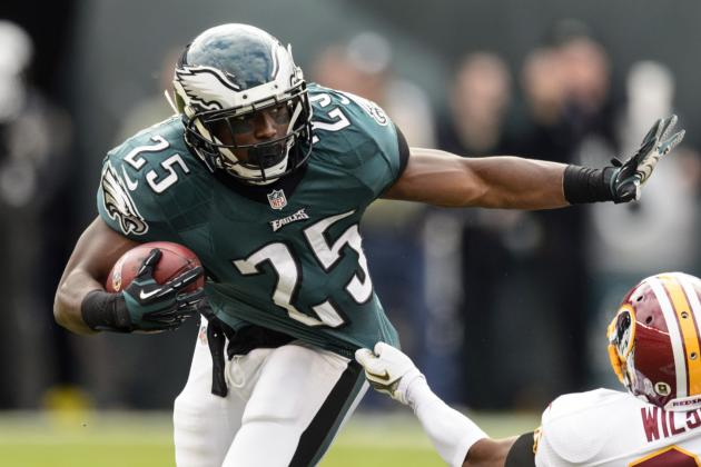 McCoy Breaks 1,000, but Has 'More Yards to Get'