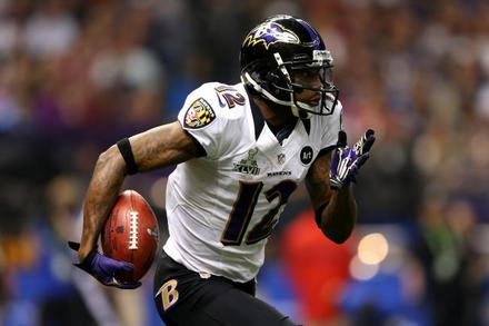 Jacoby Jones: Recapping Jones's Week 11 Fantasy Performance