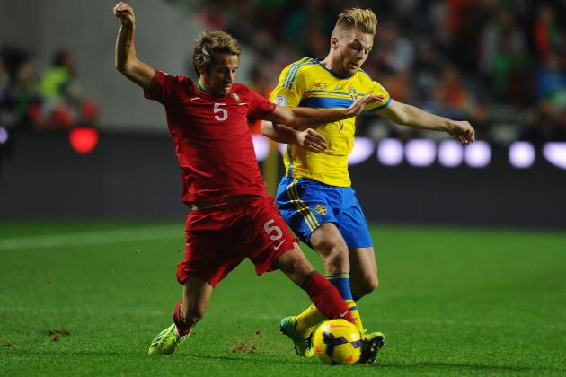 Sweden vs. Portugal: World Cup Playoff Betting Odds, Match Preview, Second Leg