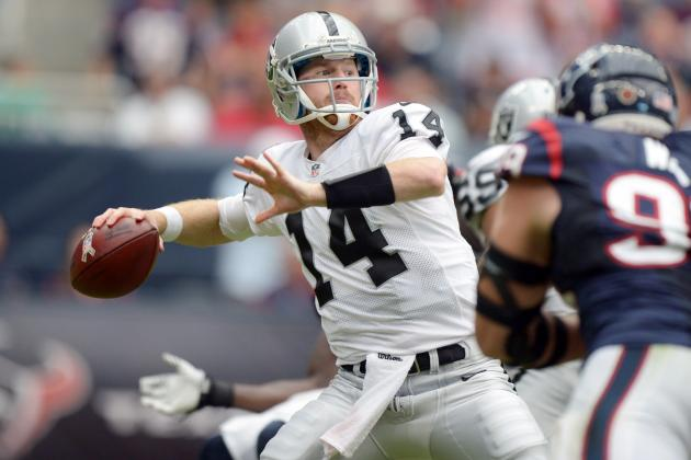 Is Matt McGloin the Real Future in Oakland?
