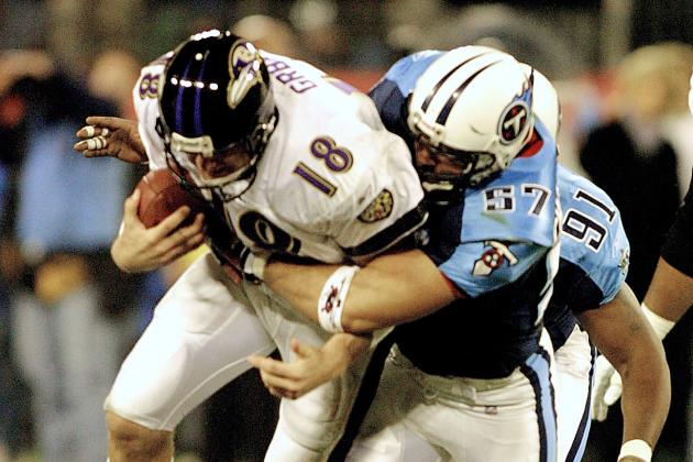 Former Titans LB Frank Chamberlin Passes Away at Age 35 from Brain Cancer