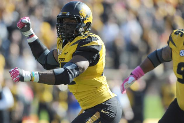 Missouri DE Michael Sam Deserves to Be SEC Defensive Player of the Year
