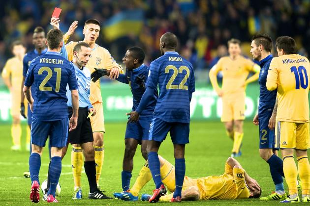World Cup Play-Offs: Can 'Worst Team in History' France Turn It Around?