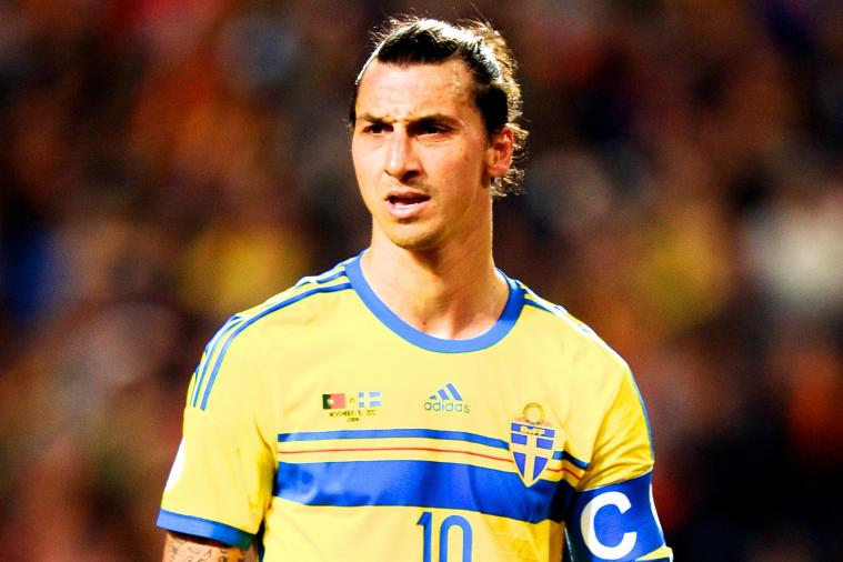 Zlatan Ibrahimovic Is the Responsible Leader Who Can Take Sweden to Brazil