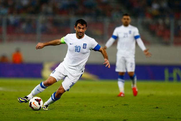Romania vs. Greece: World Cup Betting Odds, Match Preview, Second Leg