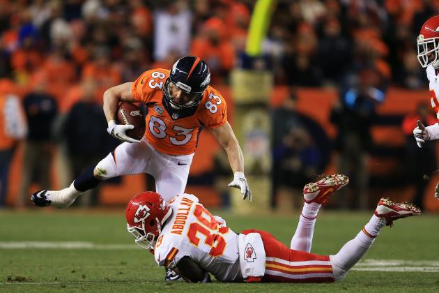 Wes Welker's Health Will Be Key for Broncos in Upcoming Matchup with Patriots