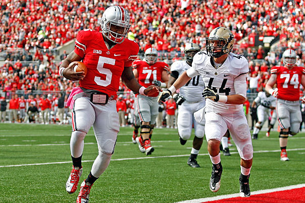 Does Ohio State Really Deserve No. 3 BCS Ranking?