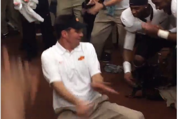 'The Gundy' Needs to Become the Next Big Dance Move