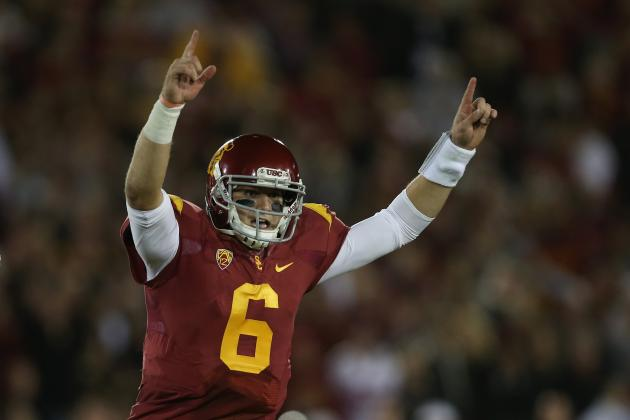 Inside the Evolution of USC Quarterback Cody Kessler