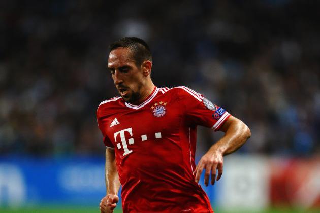 An Argument for Franck Ribery to Win the Ballon D'Or