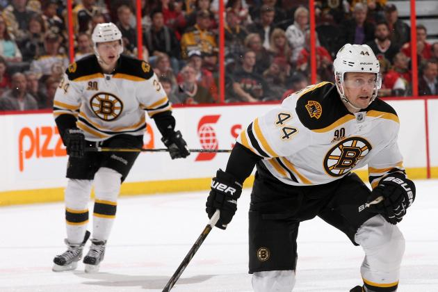 Bruins Trade Pucks for Pooches