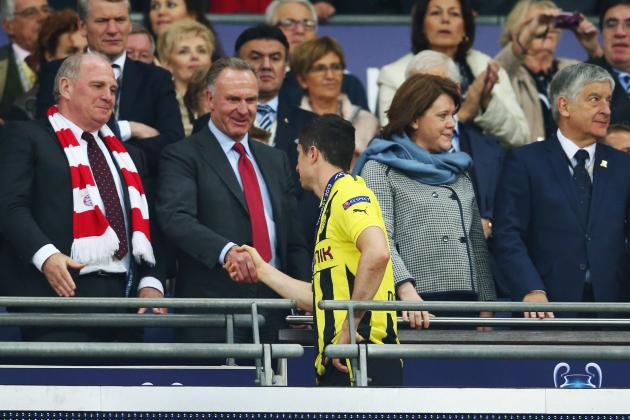 Why Robert Lewandowski Should Have Stayed at Borussia Dortmund