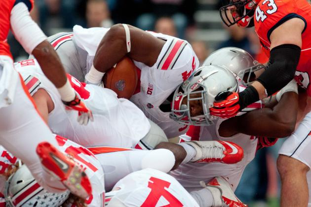 Why Isn't Ohio State in the Top 2? Just Take a Look at Week 12 in the Big Ten