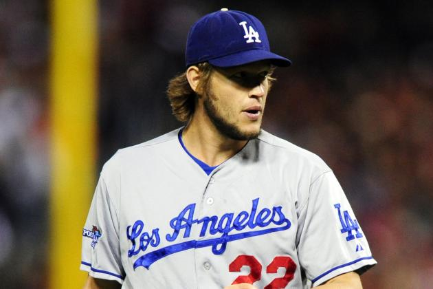 Humanitarian Kershaw Gets Branch Rickey Award