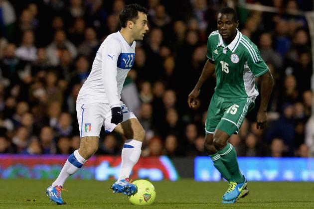 Italy vs. Nigeria: Live Score, Highlights, Recap
