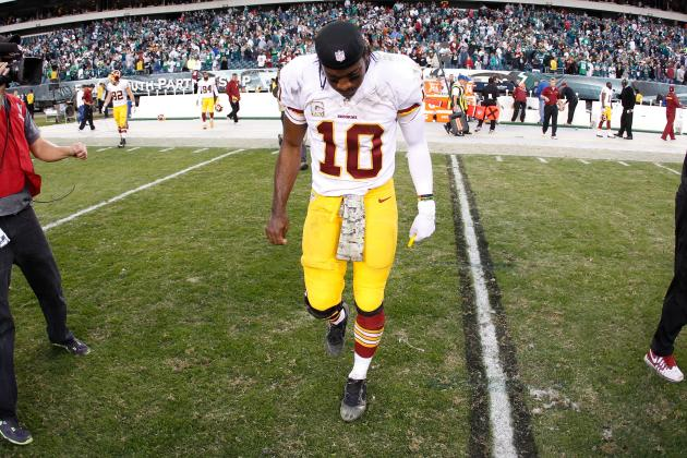 Why Is Robert Griffin III Struggling so Much?