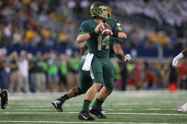 Baylor vs. Ohio State Resumes: Who Has the Advantage If Alabama or FSU Loses?