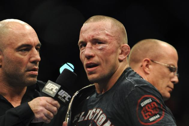 White: I'm Confident That GSP Will Come Back (UPDATE)