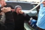 Grandma Hits the Beerbong at Penn State Tailgate