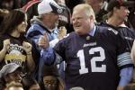 Toronto Mayor Rob Ford Attends CFL Game, Gets Beer Thrown at Him