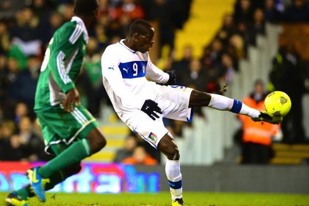 Italy vs. Nigeria: Score, Grades and Post-Match Reaction