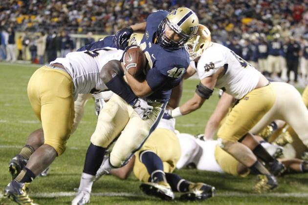 College Football Picks: Pittsburgh vs. Syracuse Odds and Predictions