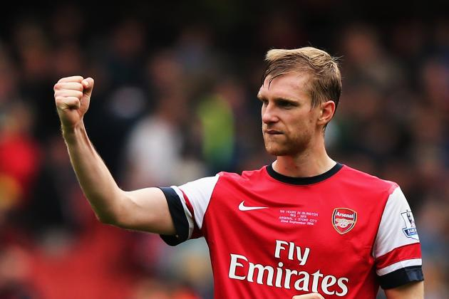 How Arsenal and Germany Defender Per Mertesacker Has Turned Around His Fortunes
