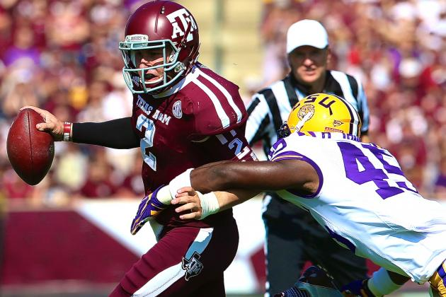Texas A&M vs. LSU Will Be Best SEC Offensive Showdown of 2013