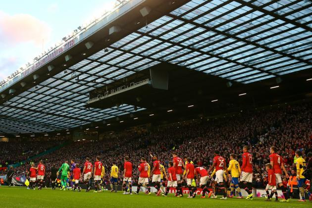 Manchester United Need Time to Re-Establish Fear Factor at Old Trafford