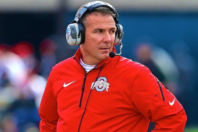 Ohio State Head Coach Urban Meyer Says BCS Is 'Flawed System'