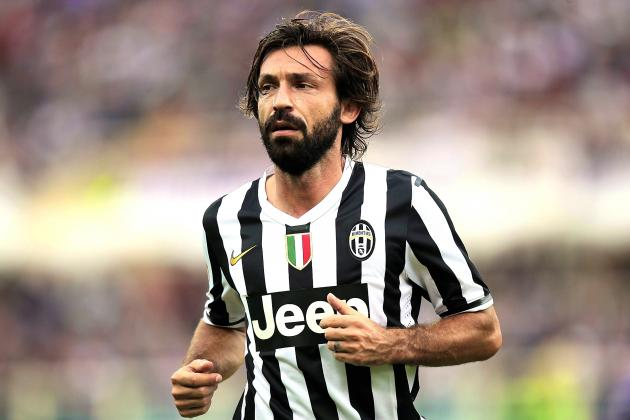 Andrea Pirlo Unsure of Juventus Future Amid Tottenham Transfer Reports
