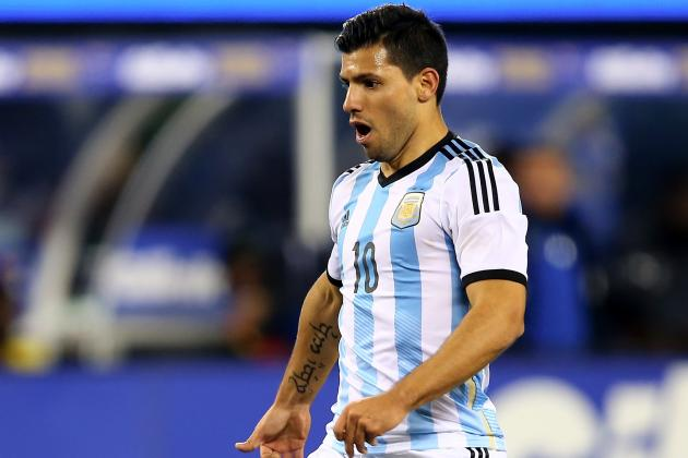 Argentina vs. Bosnia-Herzegovina: Live Score, Highlights, Recap