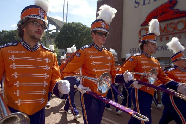 Clemson Marching Band's Nintendo-Themed Performance Is Amazing