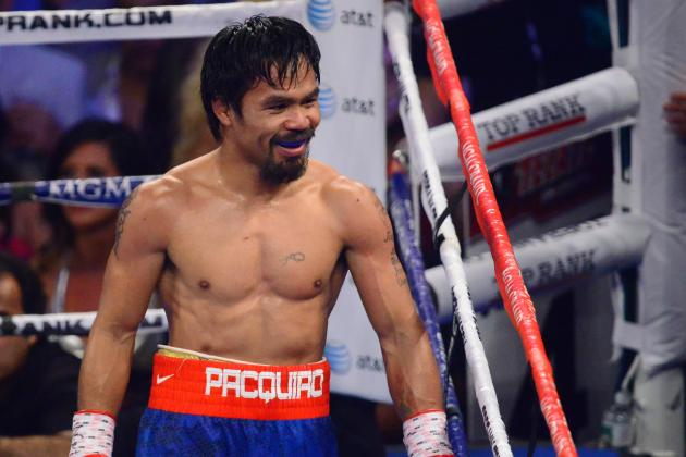 Pacquiao-Rios Quotes from Macau