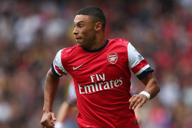 Alex Oxlade-Chamberlain Is Fighting for His Place with Arsenal & England
