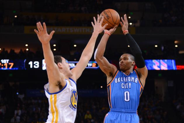 Oklahoma City Thunder Have a Chance for Vengeance in Upcoming Home Stretch