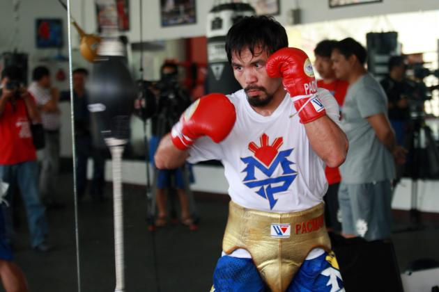 Manny Pacquiao Will Knock out Brandon Rios in Saturday's Macau Bout